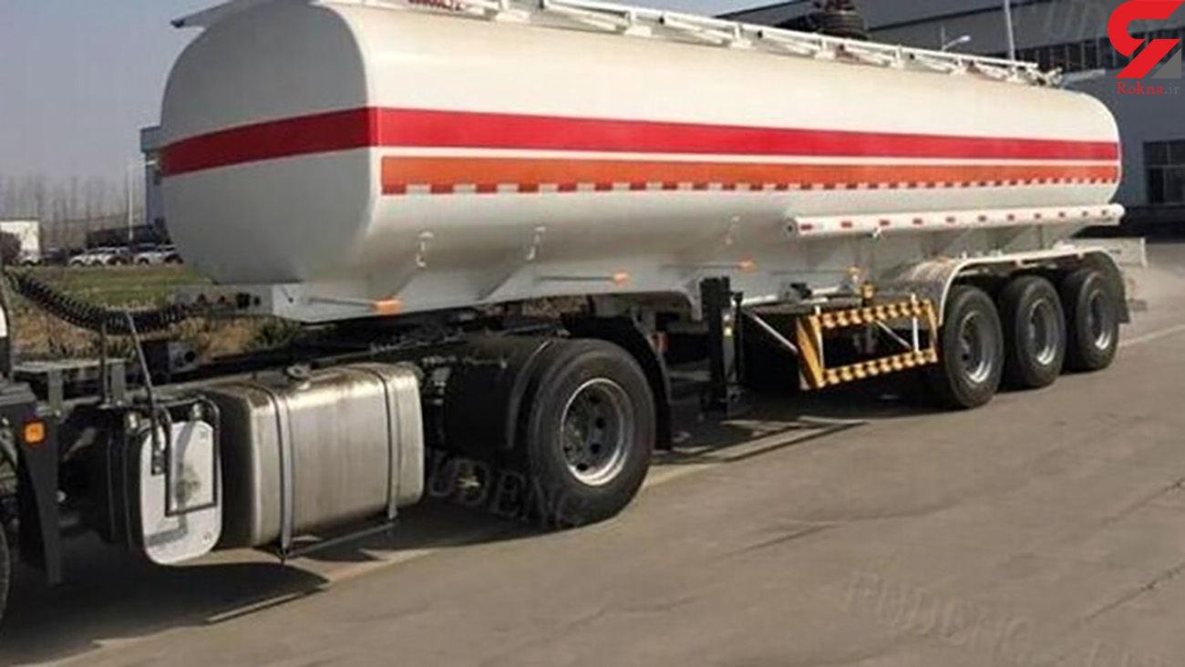 کشف 3۰ هزار لیتر سوخت گازوئیل قاچاق در همدان