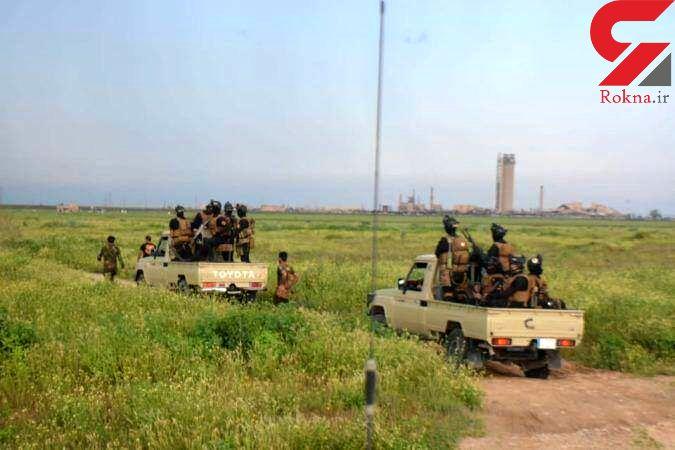 ناکامی داعش در ترور یک مسئول نظامی با عملیات انتحاری+ جزییات