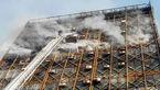اگر آتشنشانان خارج میشدند ۳۰۰ نفر زیر آوار میماندند / جزئیات فاجعه پلاسکو از زبان سخنگوی آتش نشانی