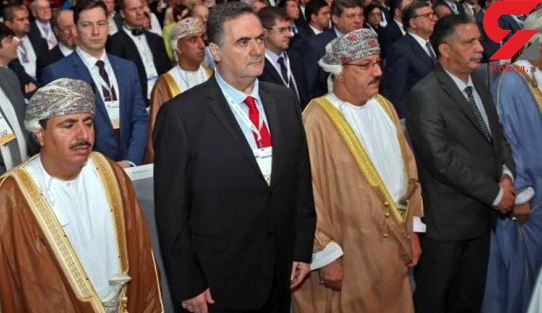 وزیر صهیونیست طرح راهآهن موسوم به «صلح» را در عُمان ارائه کرد
