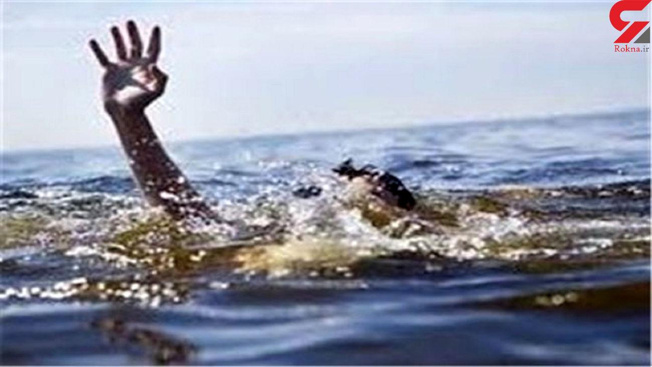 کشف جسد یک مرد 50 ساله در رودخانه کارون