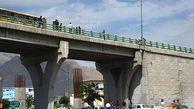 خودکشی دختر 16 ساله روی پل چمران اصفهان / تکرار یک حادثه + عکس