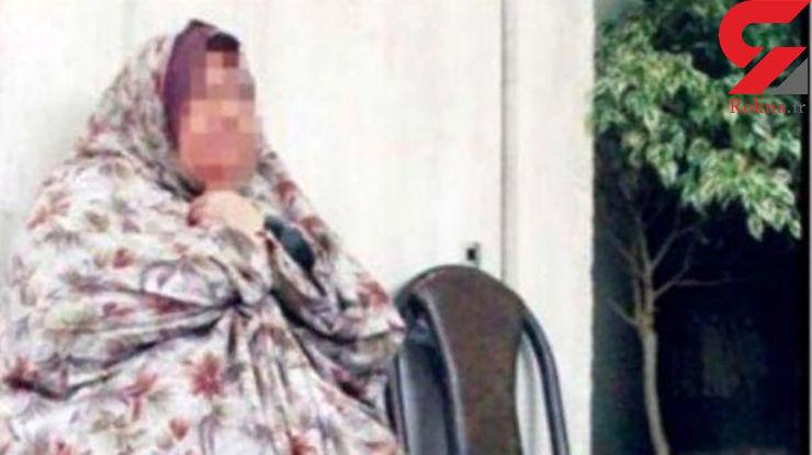 این زن کرجی 3 بار اعدام می شود! / او خانواده اش را قتل عام کرد ! + عکس
