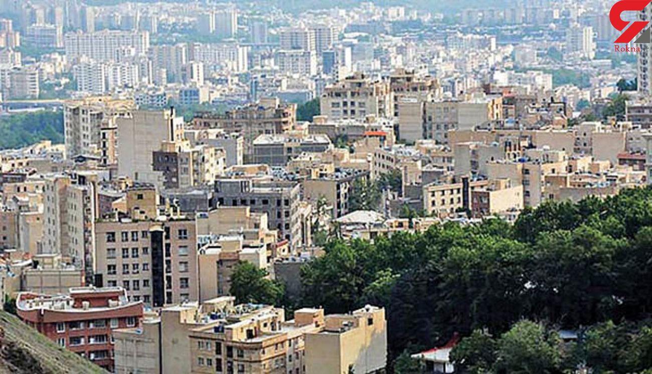 قیمت رهن و اجاره آپارتمان در منطقه بهاران + جدول