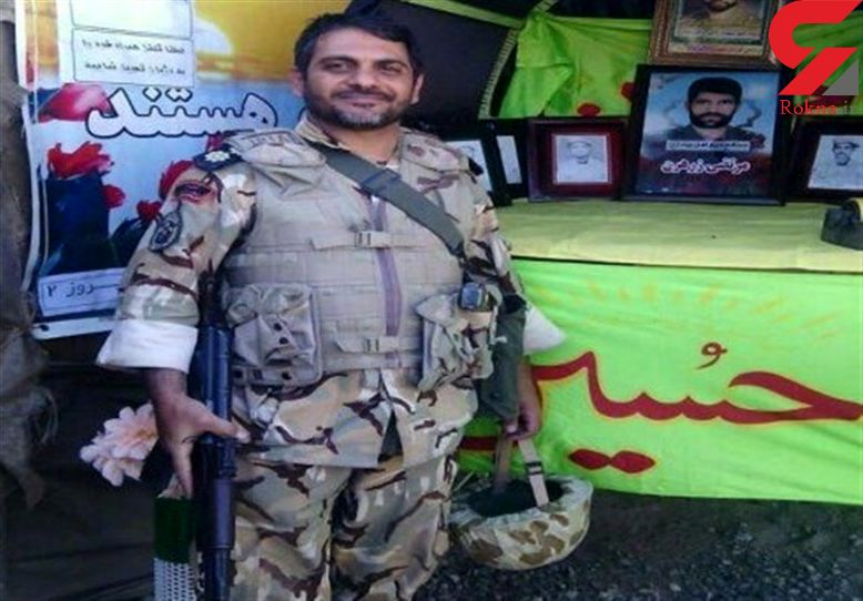 گفتگو با سرهنگ فداکار ارتشی / مقام معظم رهبری از وی تقدیر کرد+ عکس