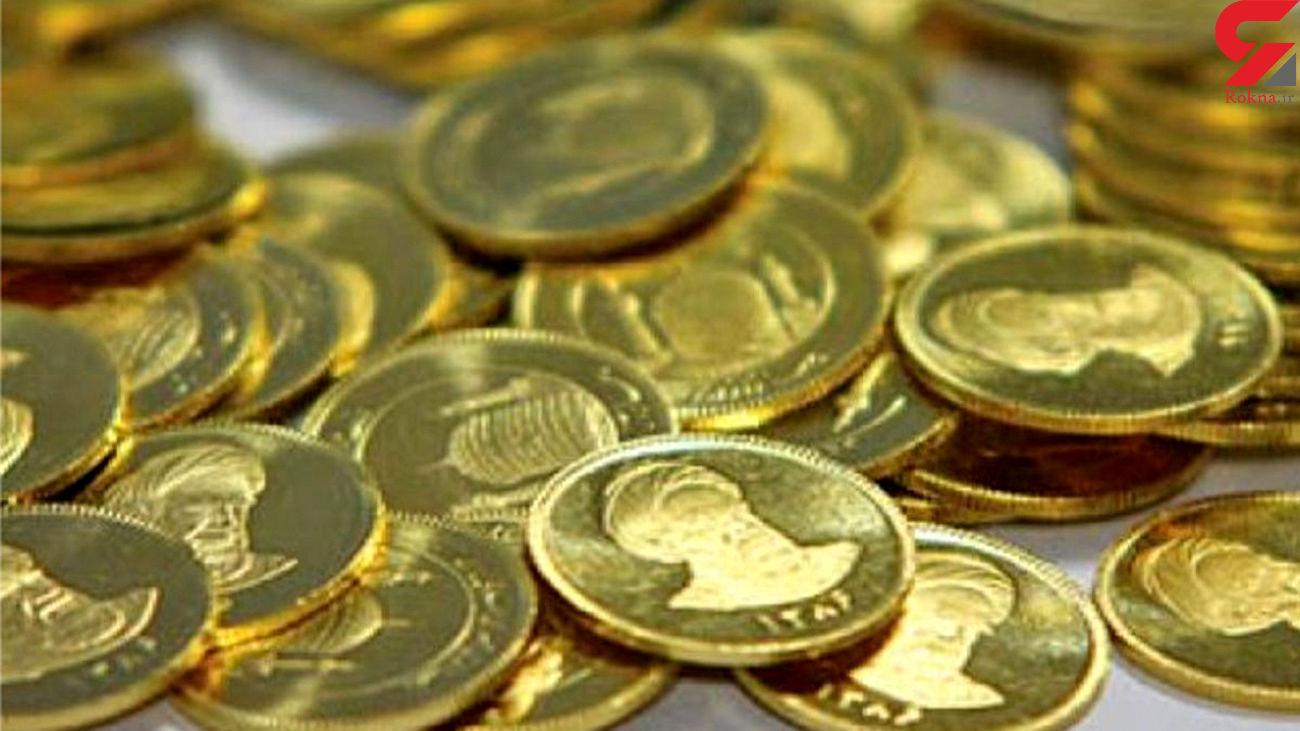 رفتارهای عجیب سکه و دلار در بازار امروز