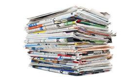 عناوین روزنامه های شنبه ۱۰ خرداد