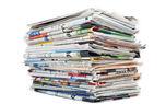 عناوین روزنامه های امروز یکشنبه 18 خرداد