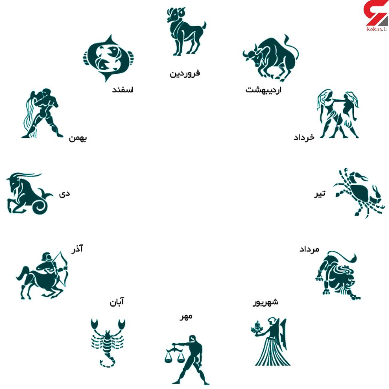 حیوان ماه بهمن