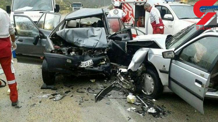 پیشبینی افزایش تلفات تصادفات جادهای استان در سالجاری/معرفی 3 محور مرگخیز استان کرمان