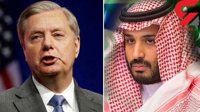 سناتور آمریکایی: بن سلمان عامل بی ثباتی در خاورمیانه است