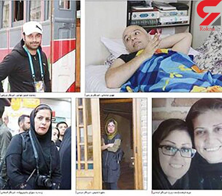 ناگفتههایی تلخ از زندگی 3 زن خبرنگار + عکس