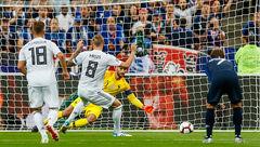 احتمالات عدم سقوط آلمان از مرحله گروهی لیگ ملتها