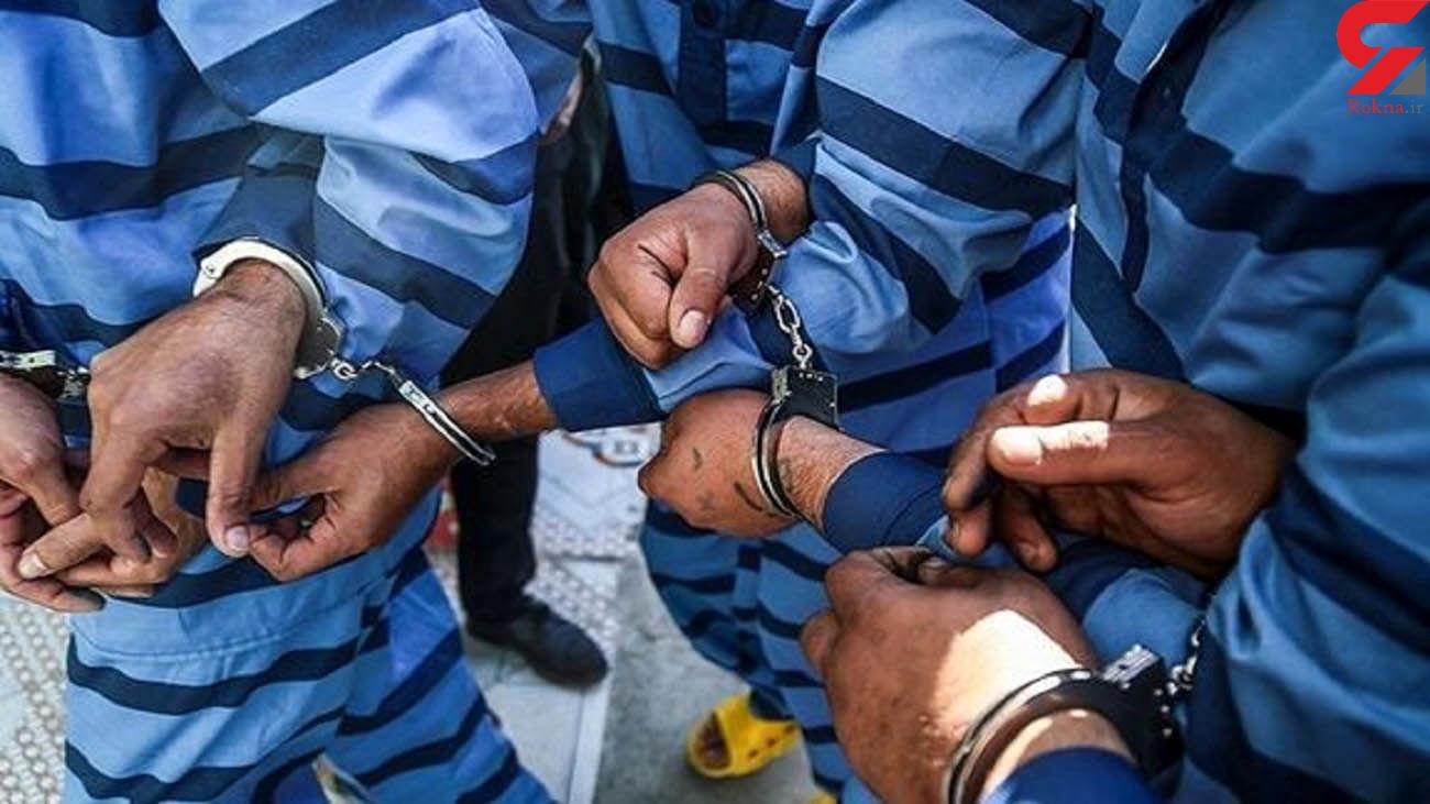 دستگیری مدیران سایت های قمار در اردبیل+فیلم