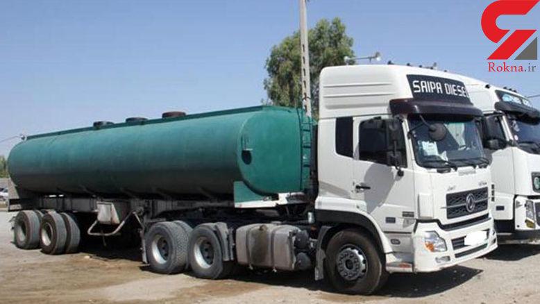 ممنوعیت تردد تانکرهای ترانزیت سوخت در کردستان آغاز شد