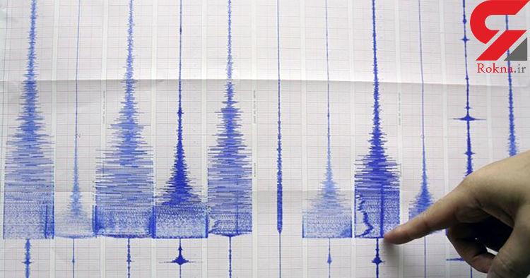 زلزله 5 ریشتری در چین