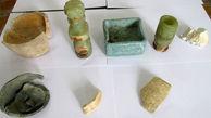 کشف عتیقههای ۵ هزار ساله در جیرفت