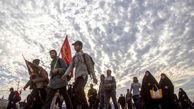توبه 4 دختر و پسر با لباس های ناجور در جاده همدان / پیام اربعین به آن ها رسید + تصویر