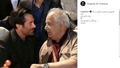 حسرتی که بر دل محمدرضا گلزار ماند! + عکس