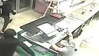سرقت مسلحانه از پیتزا فروشی+ فیلم