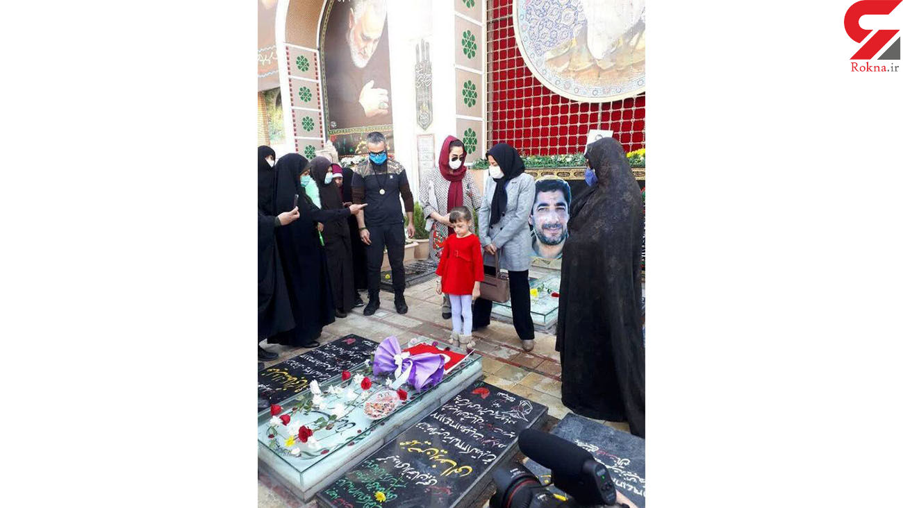 سردار سلیمانی قهرمان زندگی این دختر ترکیه ای است + عکس