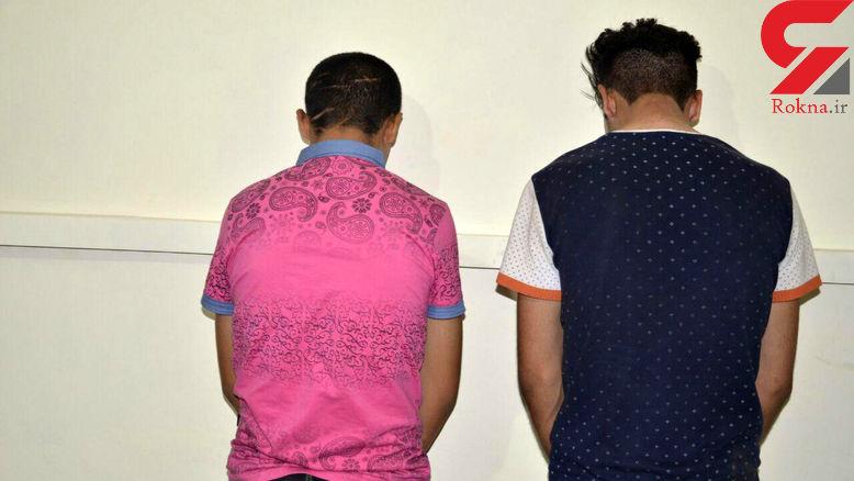 دستگیری ساقیان معتادان بهارستان / آن ها در خانه خود با مواد زمین گیر شدند+ عکس