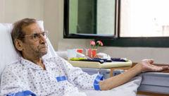 حسین محباهری از بیمارستان مرخص شد