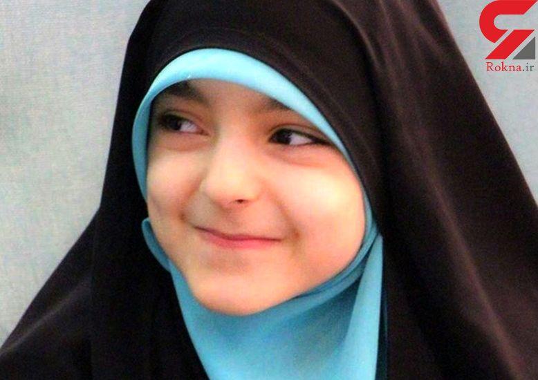حنانه خلفی حافظ کل قرآن + فیلم