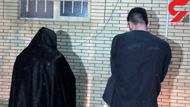 اقدام پلید زن خائن با پسر دانشجوی تهرانی / او نگفته بود شوهر دارد + عکس