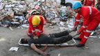 جزئیات مرگ فداکارانه 4 کارگر کارخانه بازیافت کاغذ نیشابور + عکس صحنه حادثه