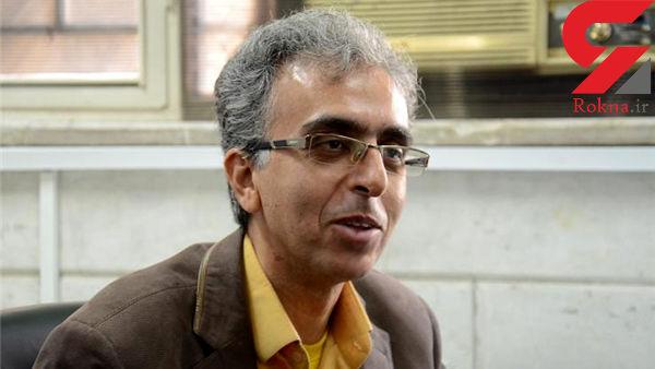 شوخی رضا رفیع با سید حسن خمینی در برنامه زنده + فیلم