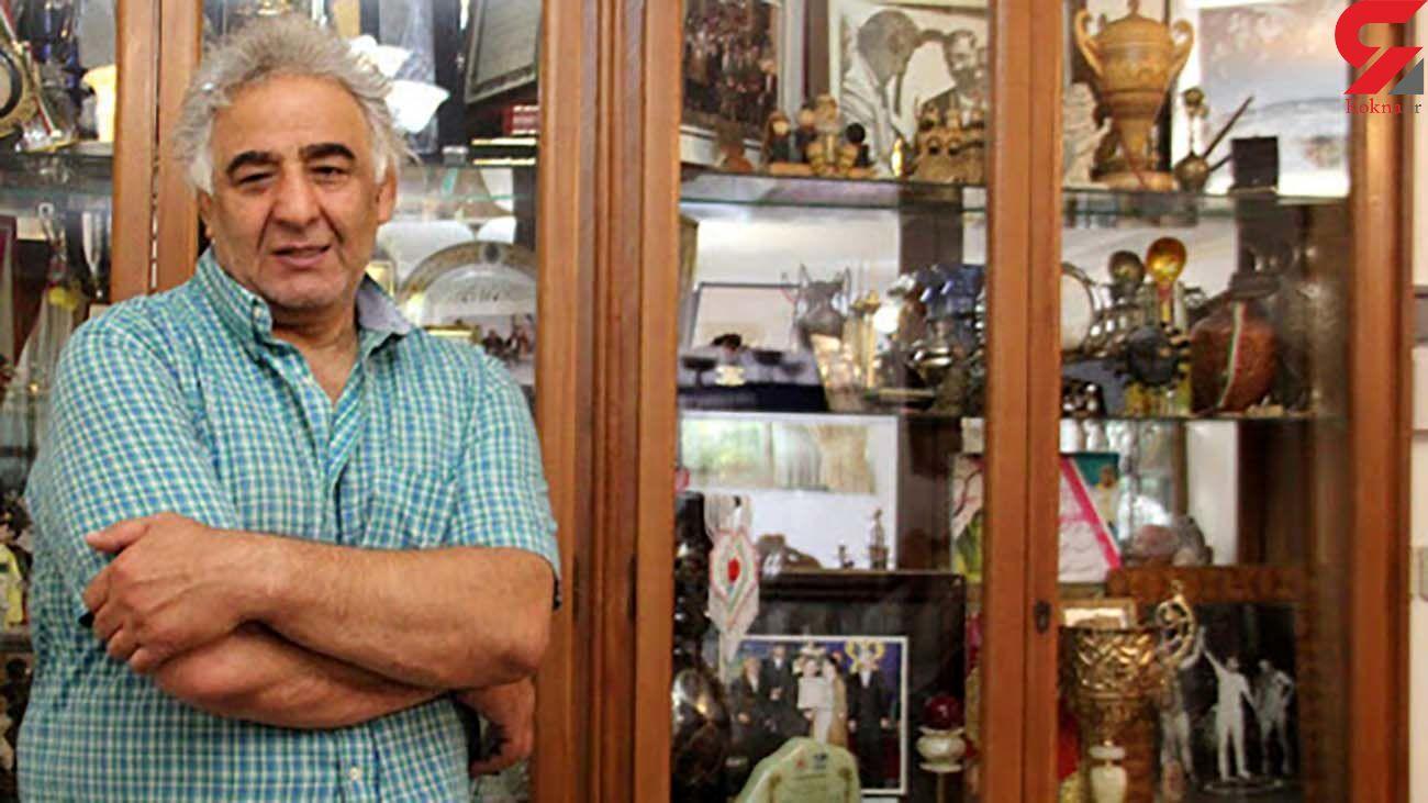 محمد رضا طالقانی بعد از 24 سال پرده از راز تلخش برداشت + فیلم