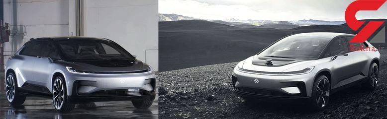 اولین خودروی شتاب صفر تا صد ۲.۳۹ ثانیه معرفی شد