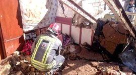 سوختن مادر و کودک یکساله کرجی در انفجار گاز