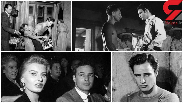 زندگی تراژیک بزرگترین و جذاب ترین بازیگر مرد تاریخ سینما +عکس ها