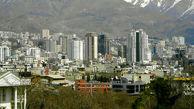 قیمت آپارتمان در محلههای محبوب تهران