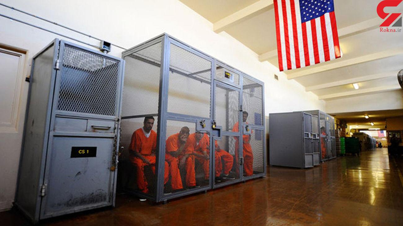 آمار وحشتناک کرونایی در یکی از بزرگترین زندان های ایالات متحده