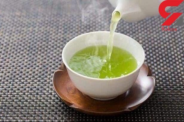 درمان کبدچرب با چای سبز
