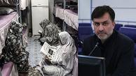 رقیه در زندان قزوین مادر شد / زن جنایتکار زیر طناب دار اعدام نشد ! + فیلم گفتگو اختصاصی
