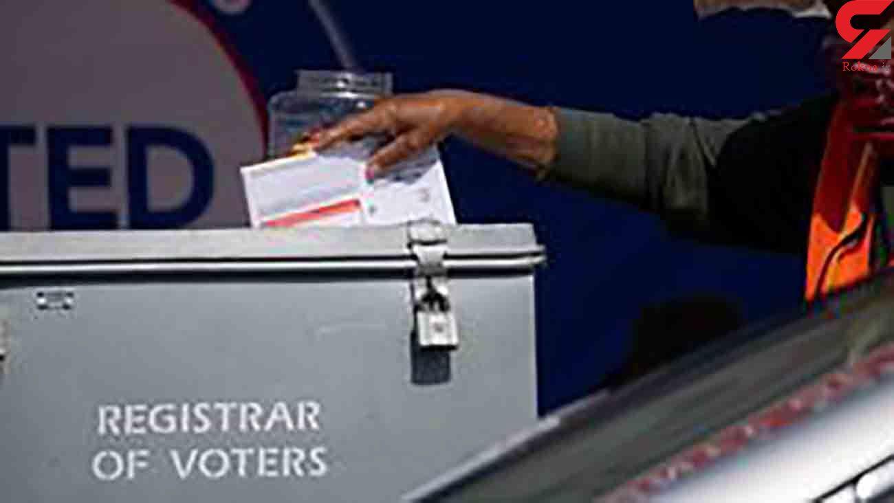 تخلفات انتخاباتی در تگزاس