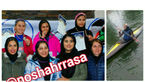 مدال طلای مسابقات المپیاد استعدادهای برتر کشور به دختر شایسته قایقران نوشهری رسید