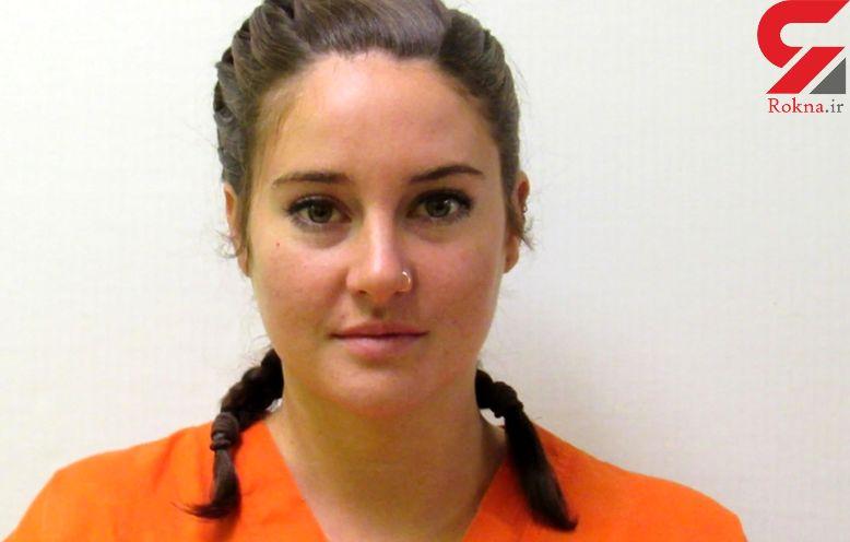 ماجرای دستگیری بازیگر زن مشهور از زبان خودش +عکس