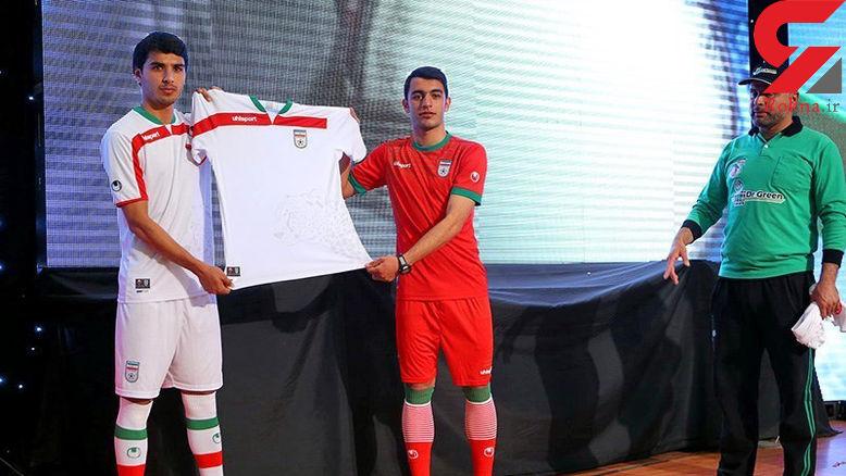 زمان رونمایی از لباس تیمملی برای جام جهانی مشخص شد