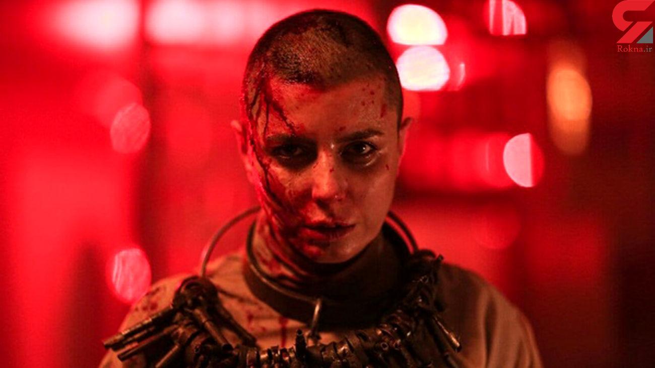 چهره بدون حجاب از لیلا حاتمی  باعث توقیف فیلم قاتل و وحشی شد