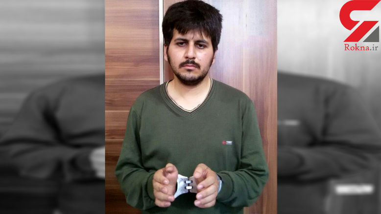 اولین عکس از چهره بدون پوشش قاتل دانش آموز 10 ساله مشهدی+ جزئیات اعتراف