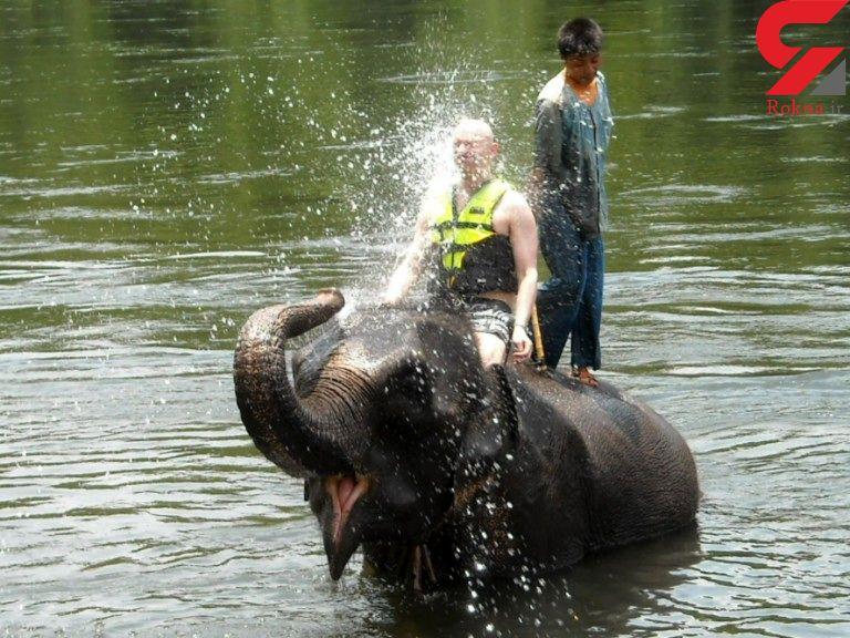 زیباترین پارک گردشگری در این سرزمین روح نواز