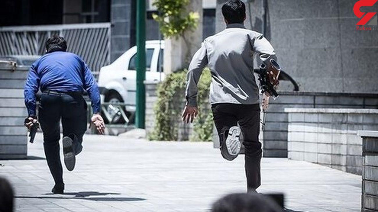 بازخوانی حمله انتحاری به مجلس و حرم امام خمینی(ره) در سومین سالگرد