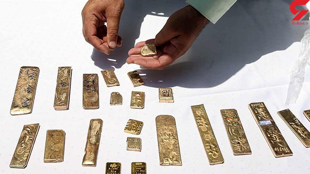 طلای آبشده نخرید / مدیرکل استاندارد تهران هشدار داد