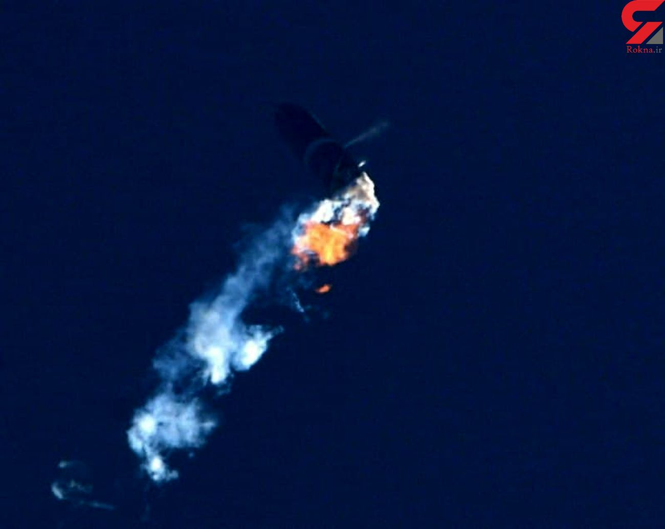 US SpaceX Starship prototype rocket explodes in test launch