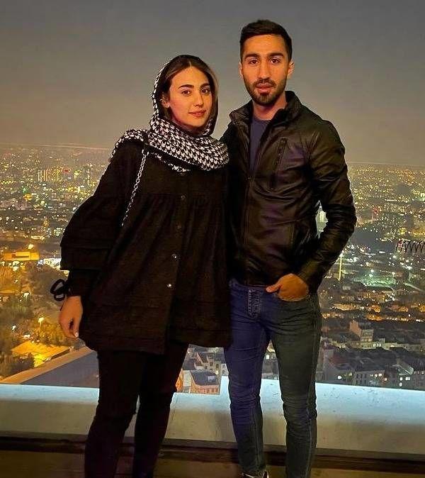 محسن کریمی و نگار جوکار